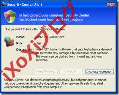 Security Monitor 2012 偽のSecurity Center Alert